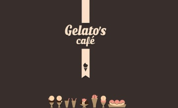 Gelatos Cafe